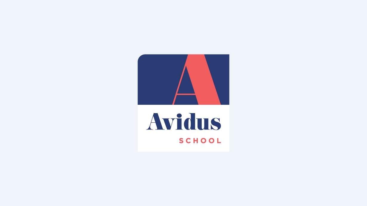 logo avidus school