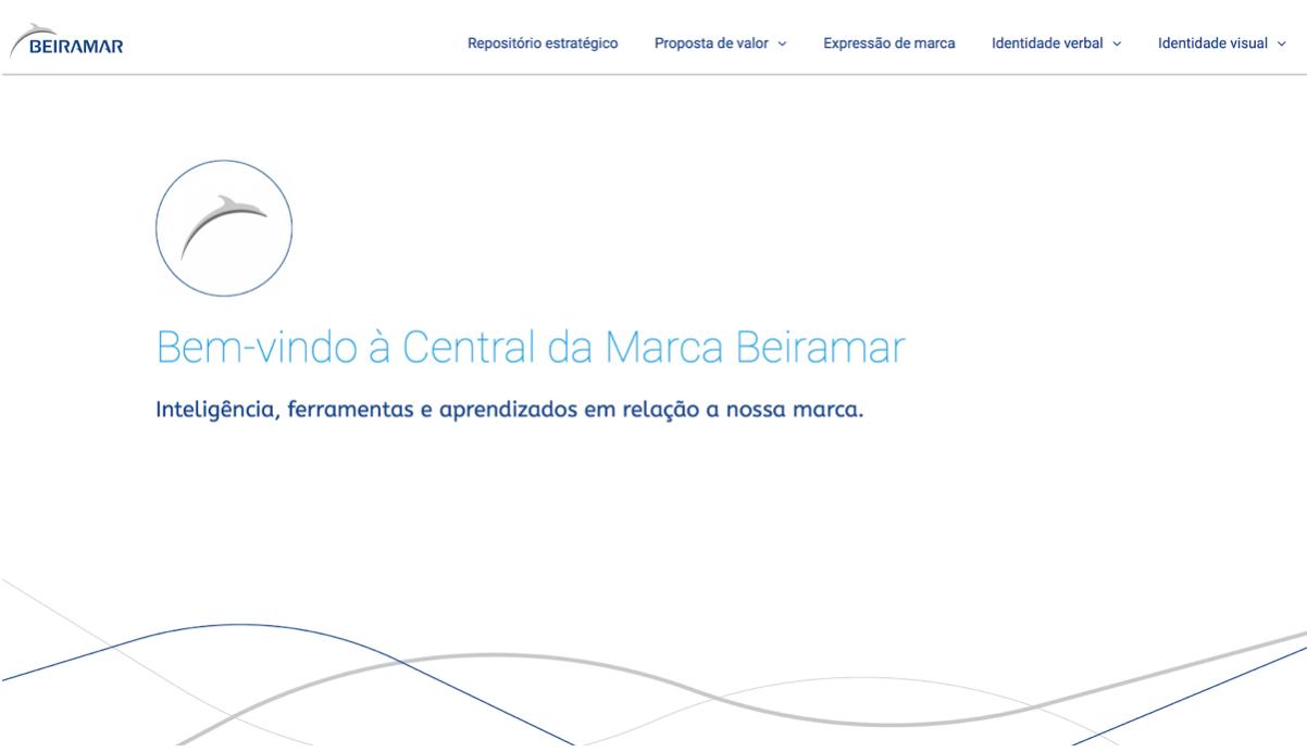 Central da marca Beiramar