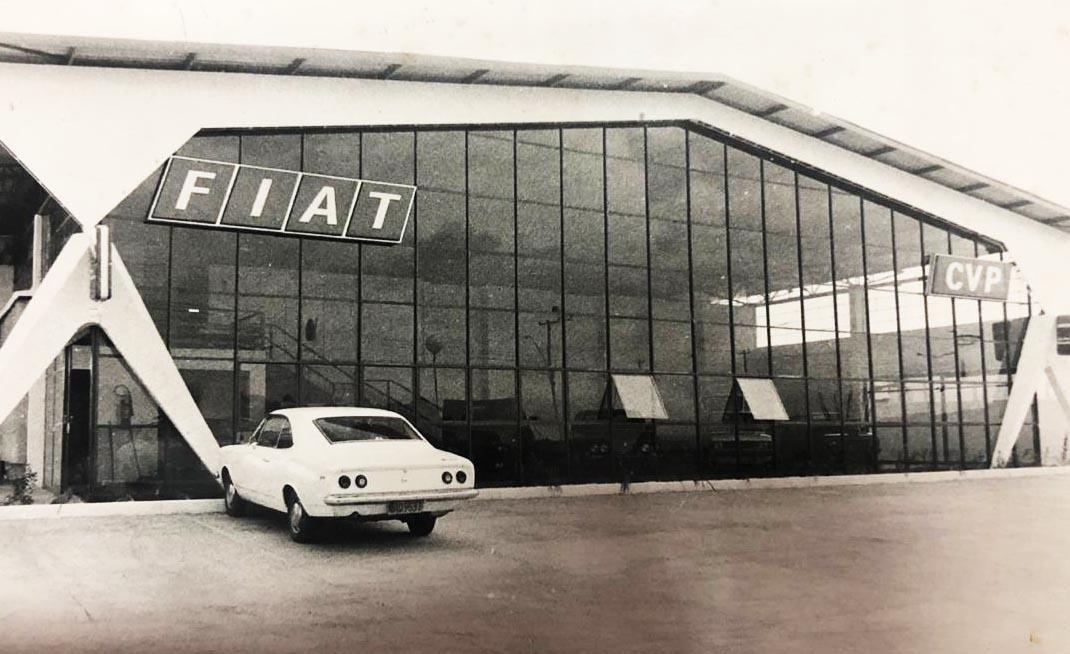 Fiat CVP 40 anos Brasília